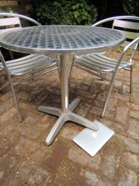 'MacAir Table Wedge' 2012